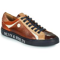 Chaussures Homme Baskets basses Melvin & Hamilton HARVEY 9 Marron