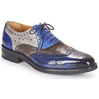 Chaussures Homme Derbies Melvin & Hamilton JEFF 28 Bleu