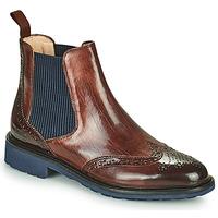 Chaussures Femme Boots Melvin & Hamilton SELINA 6 Marron