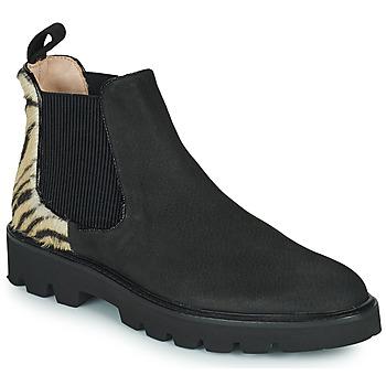 Chaussures Femme Boots Melvin & Hamilton SELINA 37 Noir