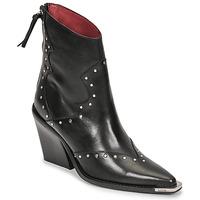 Chaussures Femme Bottes ville Bronx NEW KOLE Noir