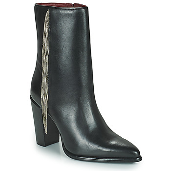 Chaussures Femme Bottes ville Bronx NEXT AMERICANA Noir