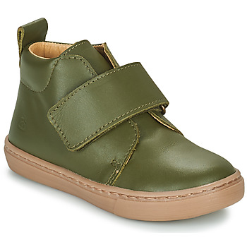 Chaussures Garçon Boots Citrouille et Compagnie FOJAMO Kaki