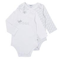 Vêtements Garçon Pyjamas / Chemises de nuit BOSS SEPTINA Blanc