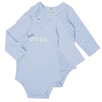 Vêtements Garçon Pyjamas / Chemises de nuit BOSS SEPTINA Bleu