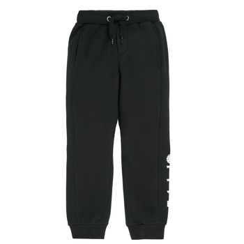 Vêtements Garçon Pantalons de survêtement Timberland AGNET Noir