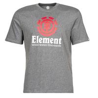 Vêtements Homme T-shirts manches courtes Element VERTICAL SS Gris