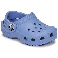 Chaussures Enfant Sabots Crocs CLASSIC CLOG K Bleu