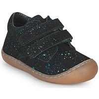 Chaussures Fille Baskets basses Citrouille et Compagnie PIOTE Bleu