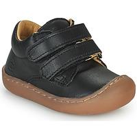 Chaussures Enfant Baskets basses Citrouille et Compagnie PIOTE Noir