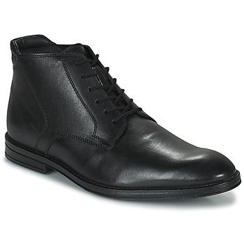 Chaussures Homme Boots Clarks CITISTRIDERISE Noir
