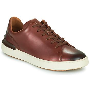 Chaussures Homme Derbies Clarks COURTLITE LACE Marron