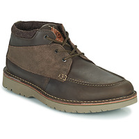 Chaussures Homme Boots Clarks EASTFORD TOP Marron