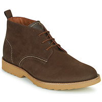 Chaussures Homme Boots Clarks FALLHILL MID Marron
