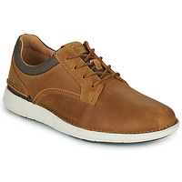 Chaussures Homme Derbies Clarks LARVIK TIE Camel