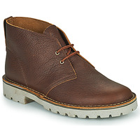 Chaussures Homme Boots Clarks OVERDALE MID Camel