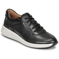 Chaussures Femme Baskets basses Clarks UN RIO SPRINT Noir