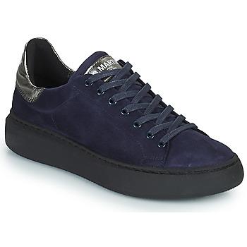 Chaussures Femme Baskets basses JB Martin FATALE Bleu
