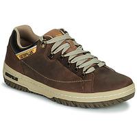 Chaussures Homme Baskets basses Caterpillar APA Marron