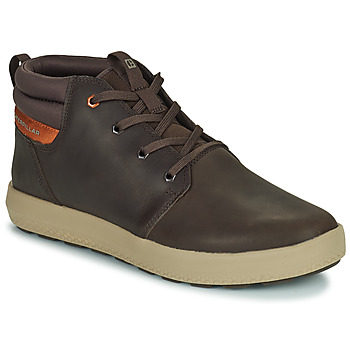 Chaussures Homme Baskets montantes Caterpillar PROXY MID Marron