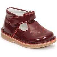 Chaussures Fille Ballerines / babies Citrouille et Compagnie NEW 20 Bordeaux