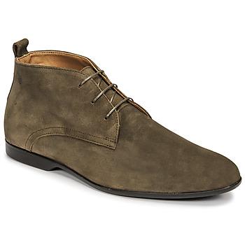 Chaussures Homme Boots Carlington EONARD Kaki
