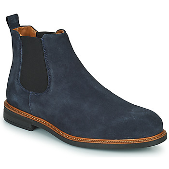Chaussures Homme Boots Carlington new Marine