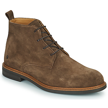 Chaussures Homme Boots Carlington new Marron