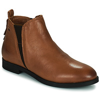 Chaussures Femme Boots Dream in Green LIMIDISI Tan