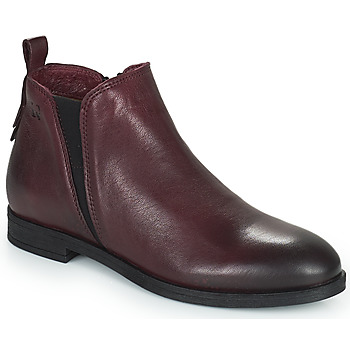 Chaussures Femme Boots Dream in Green LIMIDISI Bordeaux