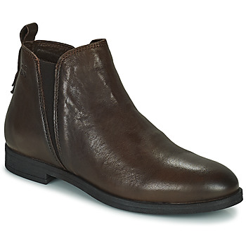 Chaussures Femme Boots Dream in Green LIMIDISI Chocolat