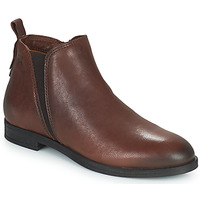 Chaussures Femme Boots Dream in Green LIMIDISI Marron