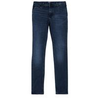 Vêtements Garçon Jeans slim Jack & Jones JJILIAM Bleu Foncé