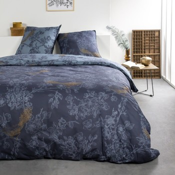 Maison & Déco Parures de lit Today SUNSHINE 6.55 Bleu