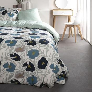 Maison & Déco Parures de lit Today SUNSHINE 6.22 Blanc