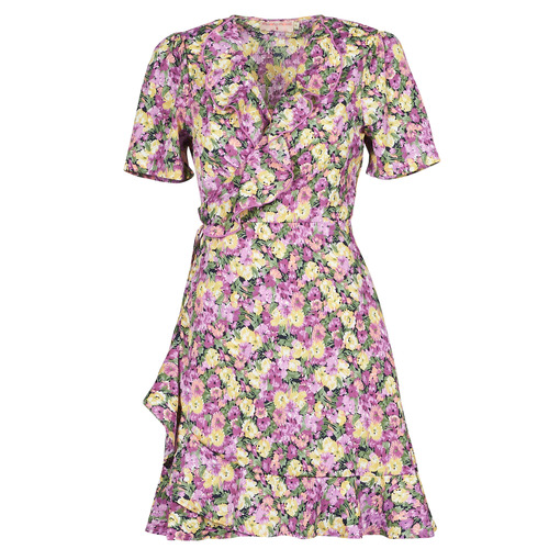 Vêtements Femme Robes courtes Moony Mood OHLALA Violet