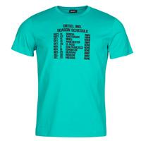 Vêtements Homme T-shirts manches courtes Diesel T-DIEGOS Bleu