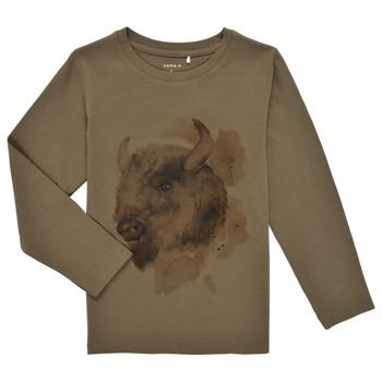 T-shirt enfant Name it NMMKEVIN LS TOP