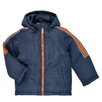 Vêtements Garçon Blousons Name it NKMMAX JACKET Marine