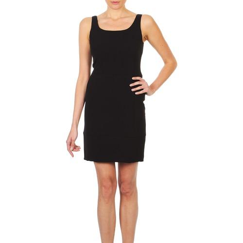 Vêtements Femme Robes courtes Lola RITZ DOPPIO Noir