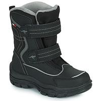 Chaussures Enfant Bottes de neige Kangaroos K-LENO V RTX Noir