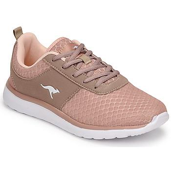 Chaussures Femme Baskets basses Kangaroos BUMPY Rose