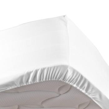 Maison & Déco Draps housse Douceur d intérieur PERCALINE Blanc