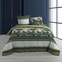 Maison & Déco Parures de lit Douceur d intérieur PAPOUASIE Vert