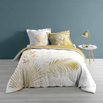 Maison & Déco Parures de lit Douceur d intérieur STRASSY Blanc