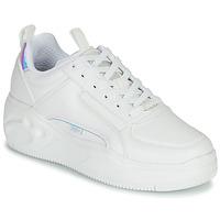 Chaussures Femme Baskets basses Buffalo FLAT SMPL 2.0 Blanc