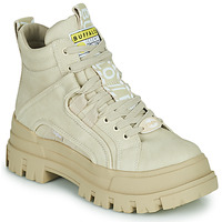Chaussures Femme Boots Buffalo ASPHA NC MID Beige