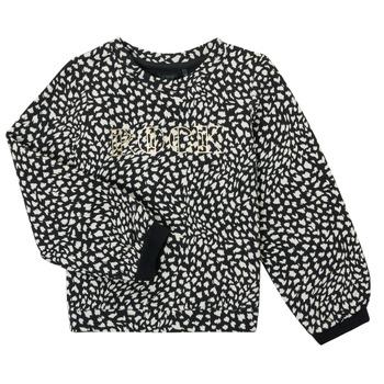 Vêtements Fille Sweats Ikks GREGE Noir