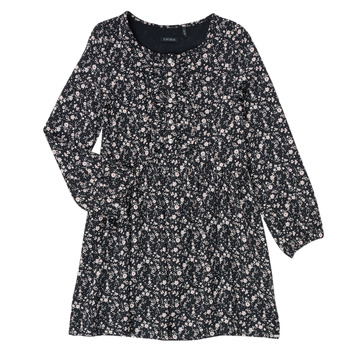 Vêtements Fille Robes courtes Ikks MALACHITE Noir