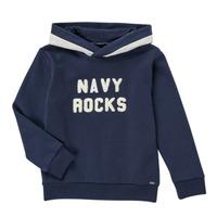 Vêtements Garçon Sweats Ikks SEPIA Marine